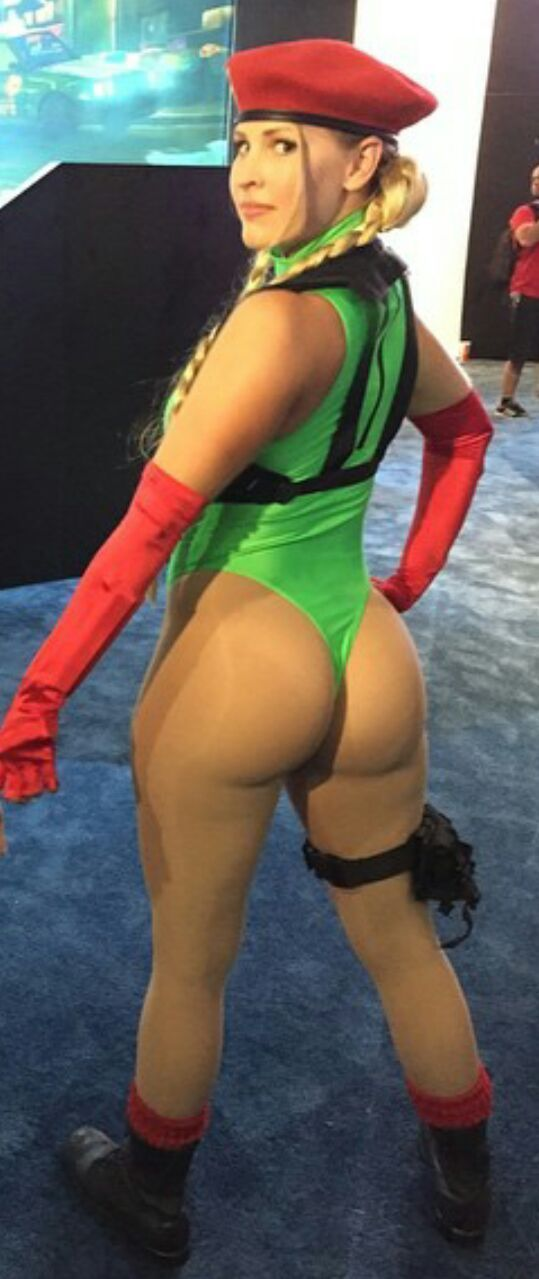 Cosplay Da Cammy Do Street Fighter - Cosplay Porn - Hq De -3240