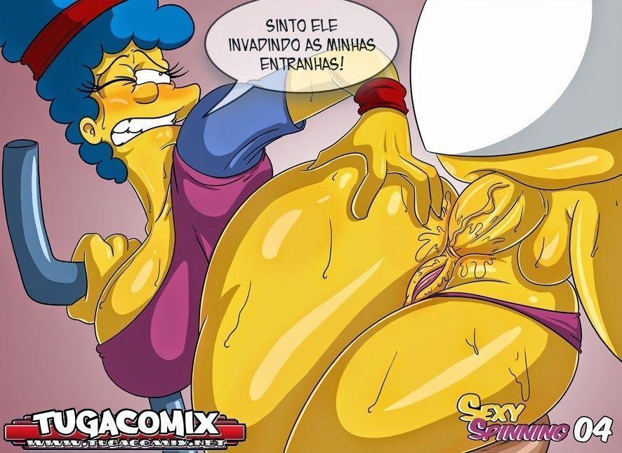 Marge Simpson anale porno YouTube porno video