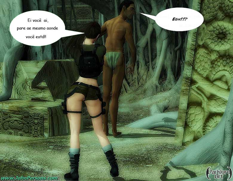 Lara Croft - 100 fotos - xHamstercom