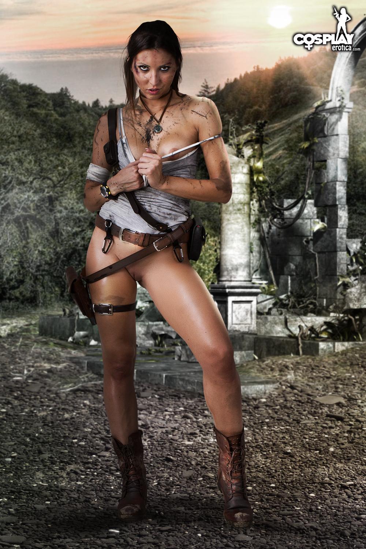 Tomb Raider Pornic