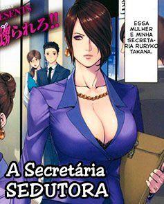A secretária sedutora