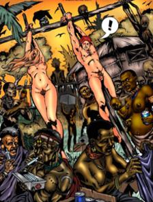 A Tribo dos índios tarados
