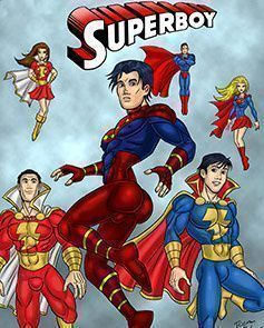 Clone do Superboy Gay