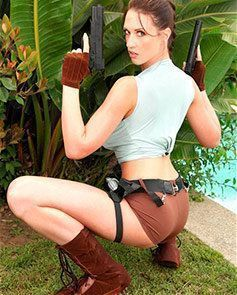 Lara Croft Cosplay Pack 02