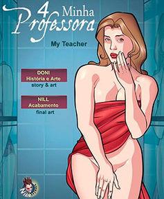 Minha professora Parte 4