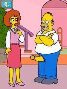 Os Simpsons em: Hommer e o Menage