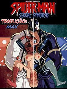 Spiderman em: Simbiose Sexual