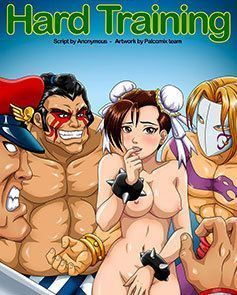 Street Fighter - Hard Training