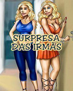 Surpresa das Irmãs